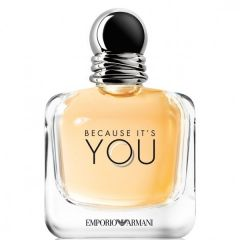 Giorgio Armani Because It's You 100 ml eau de parfum spray (beschadigde verpakking)