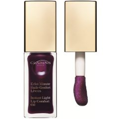 Clarins Instant Light Lip Comfort Oil - 08 Blackberry