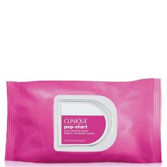 Clinique Pep-Start Quick Cleansing Swipes 50 stuks