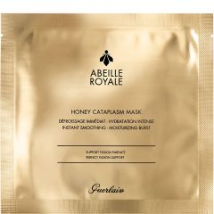 Guerlain Abeille Royale Honey Cataplasm Mask instant smoothing moisturizing burst 4x