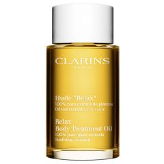 "Clarins Relax Body Treatment Oil ""Soothing/Relaxing"" 100 ml"