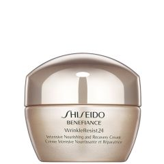 Shiseido Benefiance WrinkleResist 24 intensive nourishing & recovery crème 50 ml