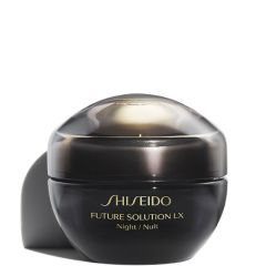Shiseido Future Solution LX total regenerating night crème 50 ml