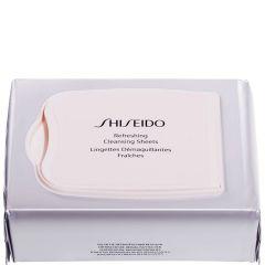 Shiseido Refreshing Cleansing Sheets 30 stuks