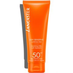 Lancaster Sun Sensitive Soothing Milk SPF50 - 50 ml