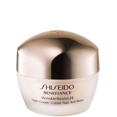Shiseido Benefiance WrinkleResist 24 night crème 50 ml