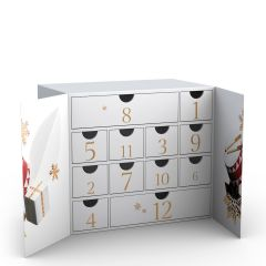 Clarins Holiday Advent Calender Boxes 2019