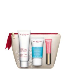 Clarins Beauty Flash Balm Collection set