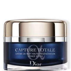 DIOR Capture Totale 60 ml Crème de Nuit Haute Régénération Visage & Cou