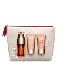 Clarins Double Serum & Extra Firming Daily Duo set