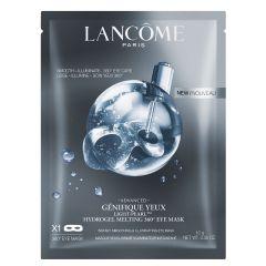 Lancôme Advanced Génifique Light-Pearl Hydrogel-oogmasker 1x