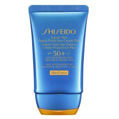 Shiseido Sun Expert Sun Aging Protection Cream Plus SPF50+ 50 ml