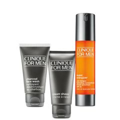 Clinique For Men Daily Energy + Protection set