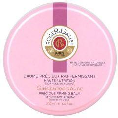 Roger & Gallet Gingembre 200 ml precious firming balm