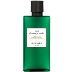 Hermès Eau d'Orange Verte 200 ml douchegel