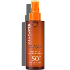 Lancaster Sun Beauty Satin Dry Oil SPF50 - 150 ml