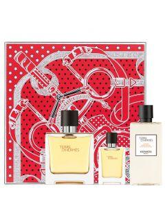Hermès Terre d'Hermès 75 ml Parfum giftset