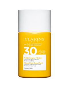 Clarins Sun Mineral Sun Care Fluid SPF30 - 30 ml