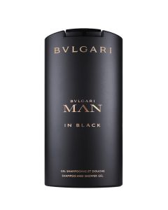 Bulgari Man in Black 200 ml douchegel
