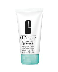 Clinique Blackhead Solutions 7 Day Deep Pore Cleanse & Scrub 125 ml