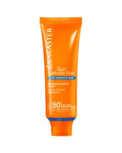 Lancaster Sun Delicate Skin Soothing Comfort Crème SPF 50+ - 50 ml