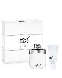 Mont Blanc Legend Spirit set
