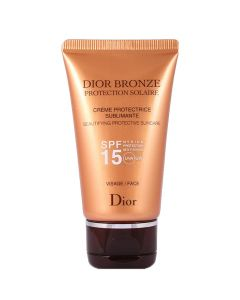 DIOR Bronze 50 ml Crème Protectrice Sublimante SPF15 Visage