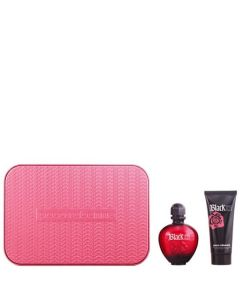 Paco Rabanne Black XS pour Elle 80 ml set