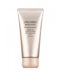Shiseido Benefiance WrinkleResist 24 protective hand revitalizer 75 ml
