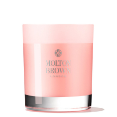 Molton Brown Delicious Rhubarb & Rose Single Wick kaars