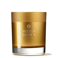 Molton Brown Oudh Accord & Gold Single Wick kaars
