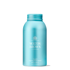 Molton Brown Coastal Cypress & Sea Fennel Badzout 300 Gr