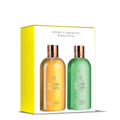 Molton Brown Woody & Aromatic Bathing Collection Set