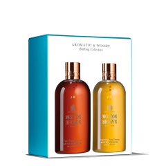 Molton Brown Aromatic & Woody Bathing Collection Set