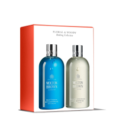 Molton Brown Floral & Woody Bathing Collection Set