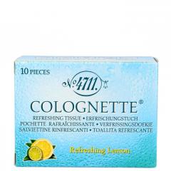 4711 Kölnisch Wasser verfrissingsdoekjes Colognette Citrus 10 stuks OP=OP
