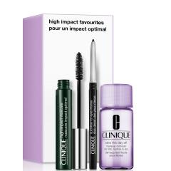 Clinique High Impact Mascara Black Set