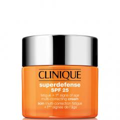 Clinique Superdefense Cream SPF25 Multi Correction Fatique