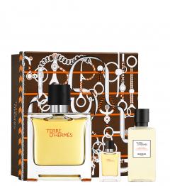 Hermès Terre d'Hermès 75 ml Parfum Set
