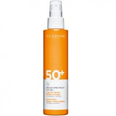 Clarins Sun Care Body Lotion Spray SPF50+