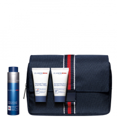 Clarins Men Premium Value Pack- Revitalizing Essentials set