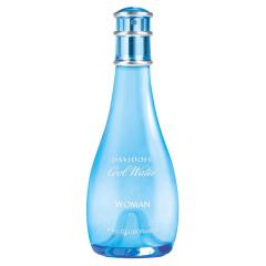 Davidoff Cool Water Woman 100 ml deodorant spray