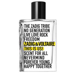 Zadig & Voltaire This is Us! eau de toilette spray