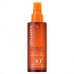 Lancaster Sun Beauty Satin Dry Oil SPF30
