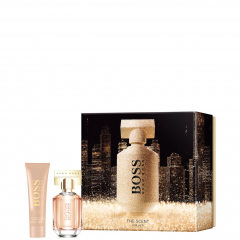 Hugo Boss the Scent eau de parfum 30 ml set