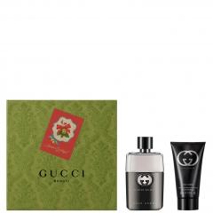 Gucci Guilty Pour Homme eau de toilette 50 ml set