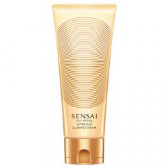 Sensai Silky Bronze After Sun Glowing Cream