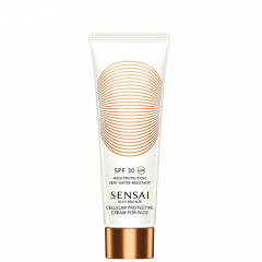 Sensai Silky Bronze Cellular Protective Cream for Face SPF 30