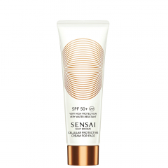 Sensai Silky Bronze Cellular Protective Cream for Face SPF 50+
