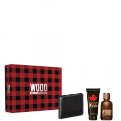 Dsquared² Wood pour Homme 100 ml Set